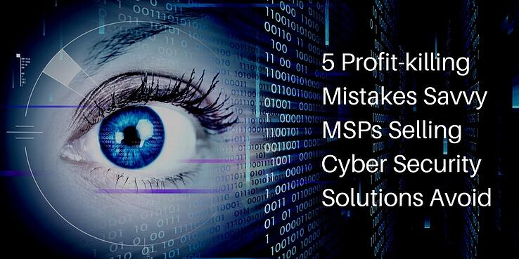 MSP tips on selling cyber security solutions