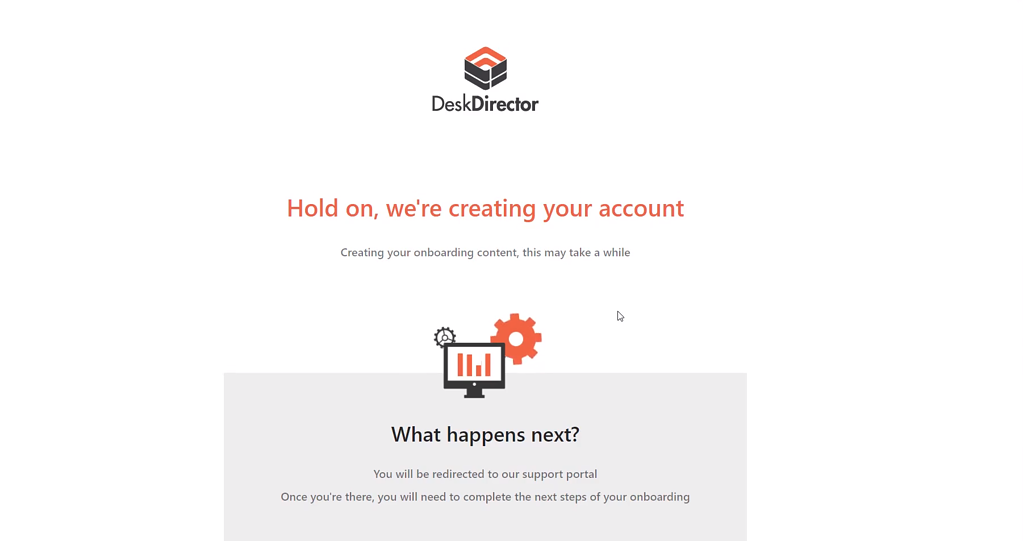 Transition page to DD4DD