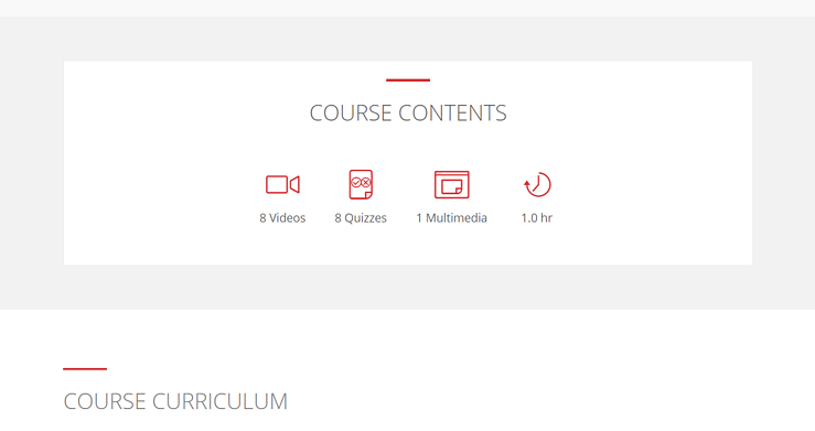Microsoft Course Content