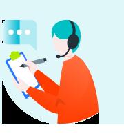 DeskDirector tech support icon
