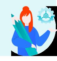 Service customization icon