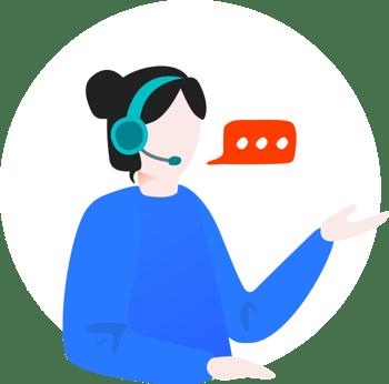 Making customer support easier
