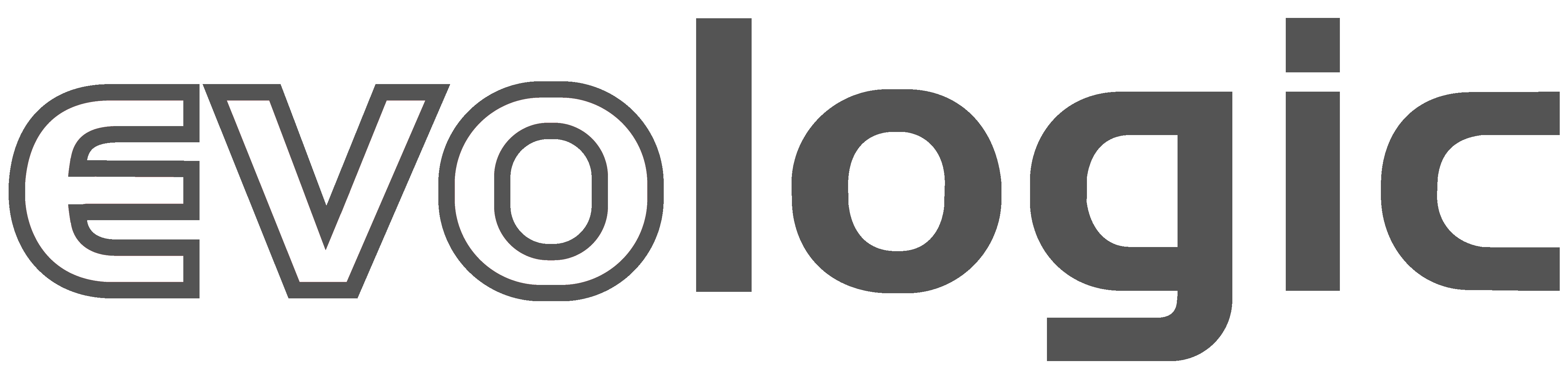 Evologic transparent logo