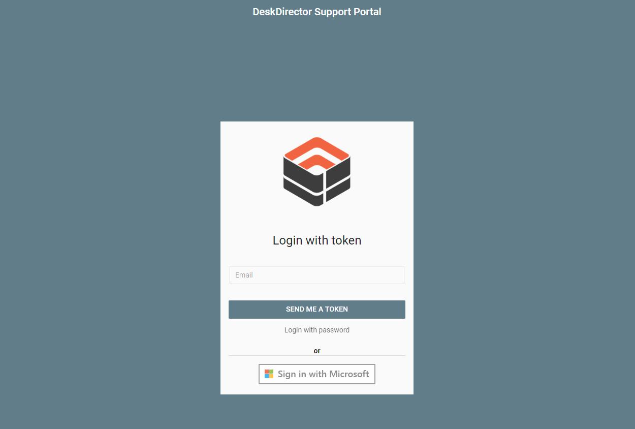Support Portal Login full