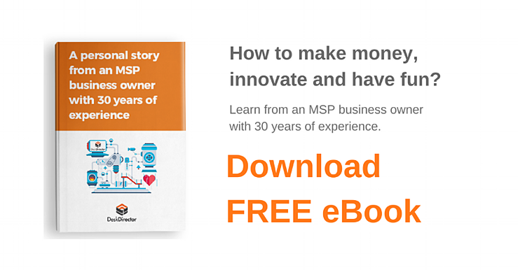 MSP tips: how to make money, innovate and have fun