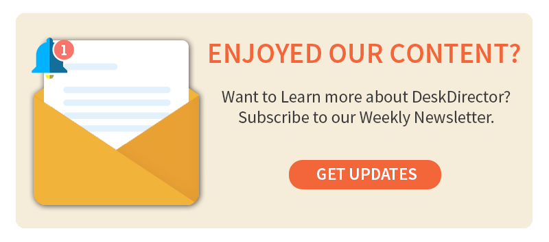 Subscription to Weekly Blog Updates