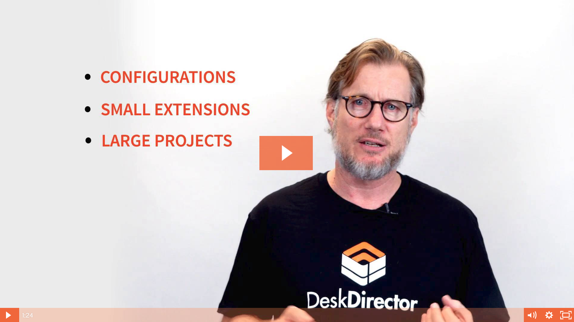 DeskDirector Consulting Part 2 - Small extensions