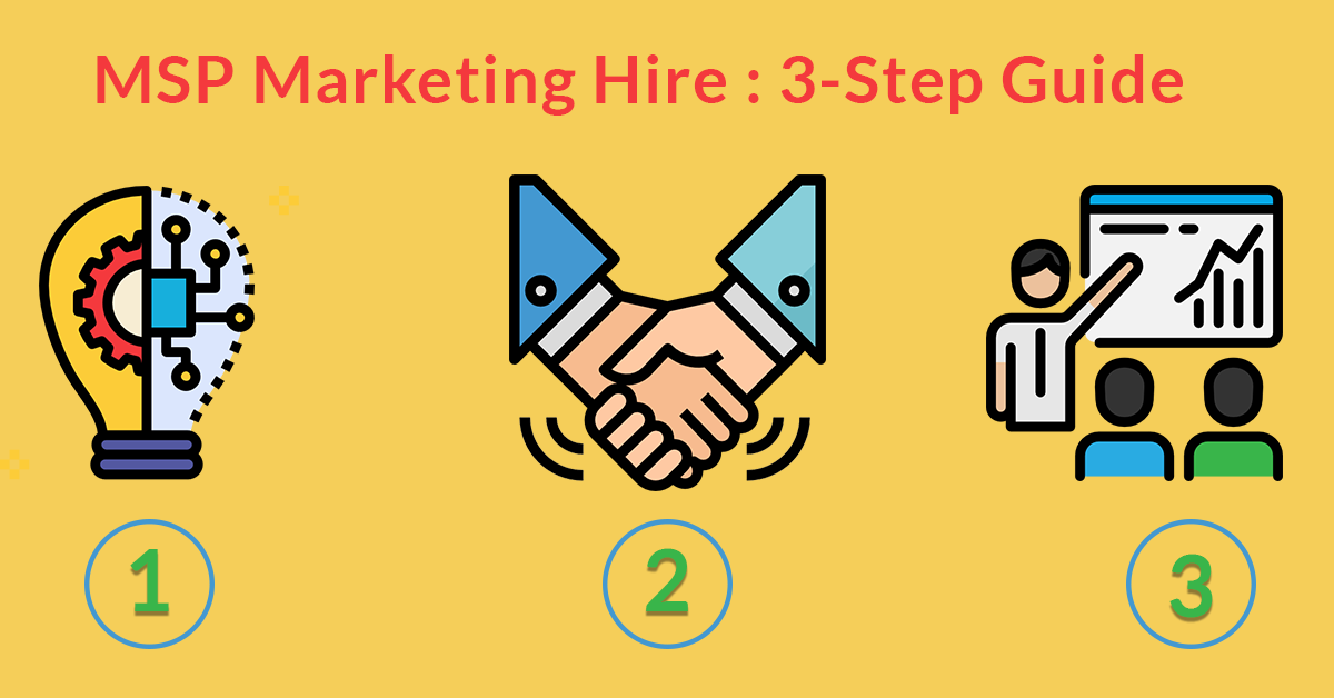 MSP Marketing : What is the Hiring Process for an MSP Marketer?