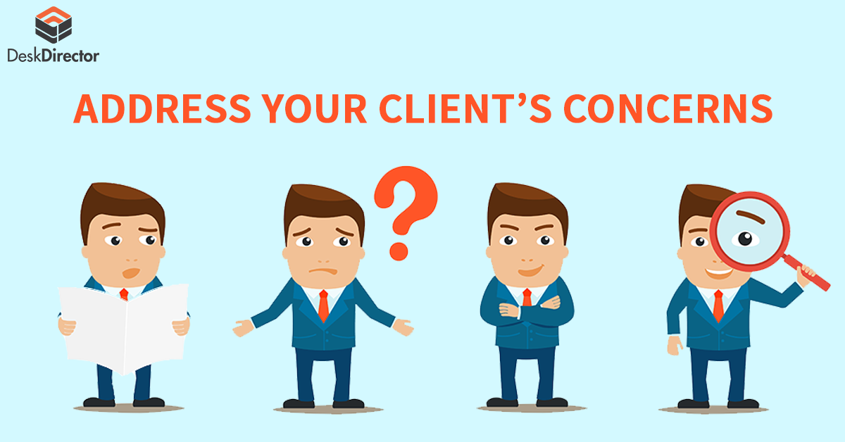 4 Concerns your clients have about your MSP – and how to respond