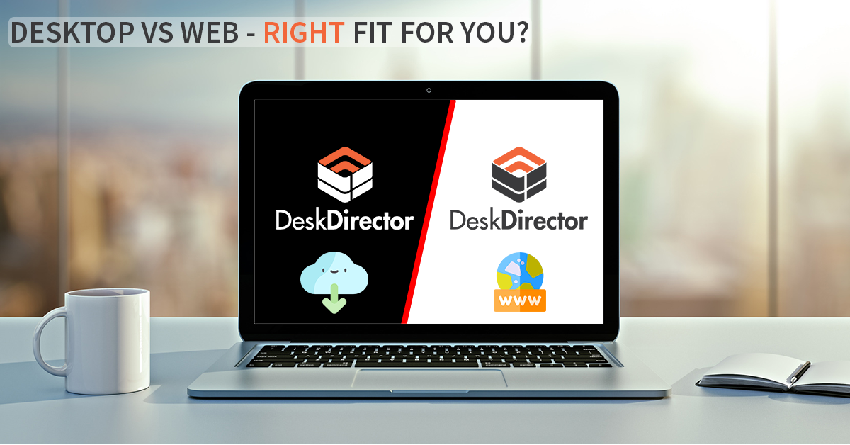 Desktop vs Web – which platform of DD Portal is right for you?