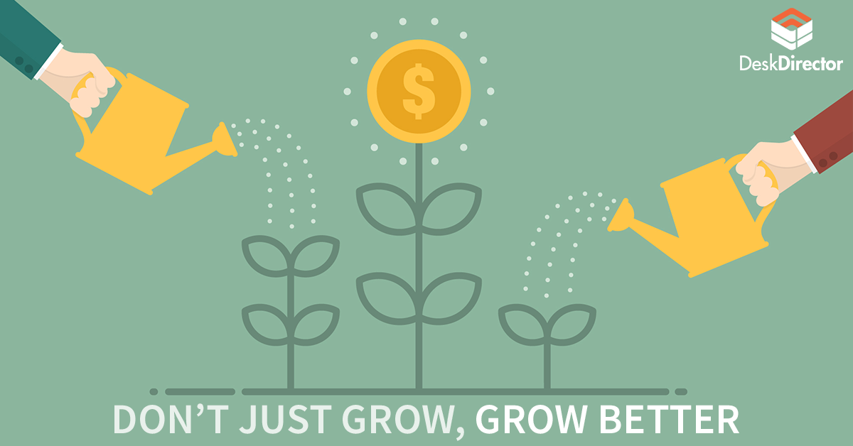What is 'Grow Better'? How does it apply to MSPs?