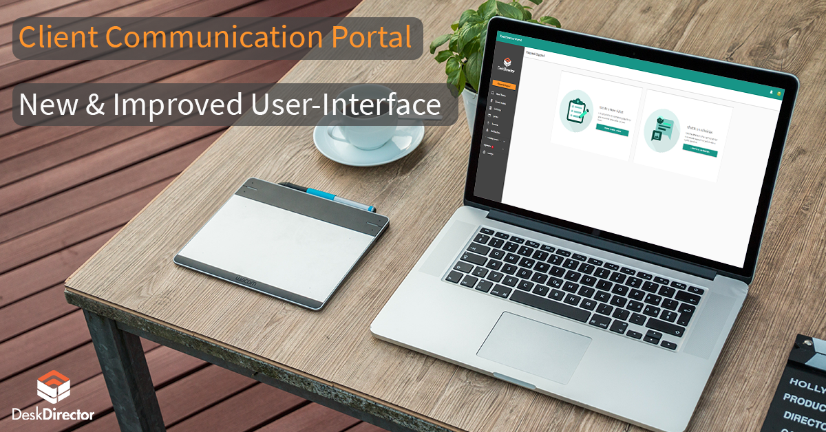 msp client communciation portal