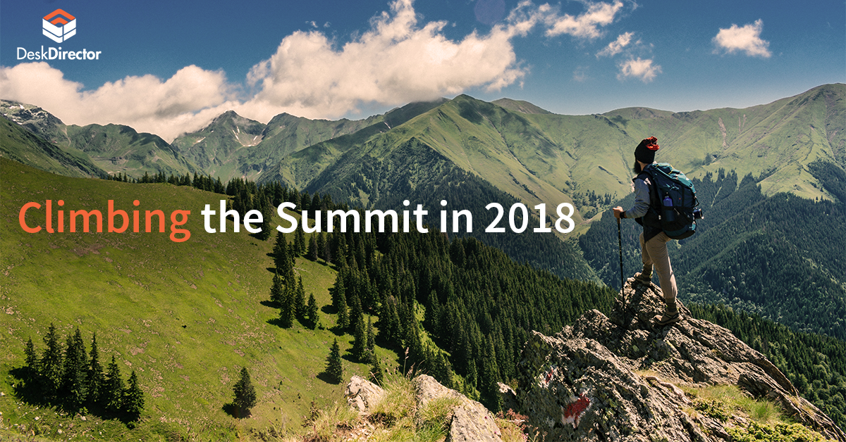 Wrapping up 2018 | Climbing the summit